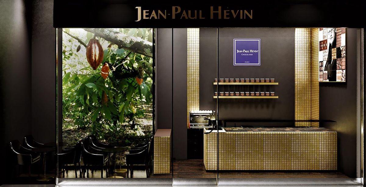 Jean-Paul Hévin 微風南山開幕酒會