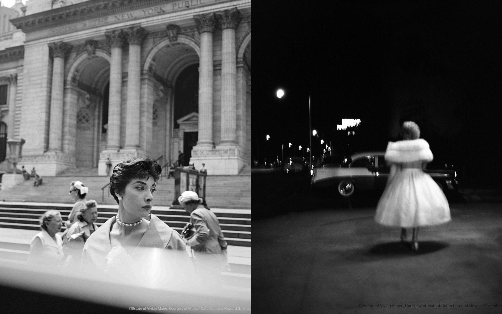 本業是保姆、史上最神秘的街拍攝影師薇薇安・邁爾攝影展即將登場,百件精選作品帶你重新發現50-70年代美國生活日常