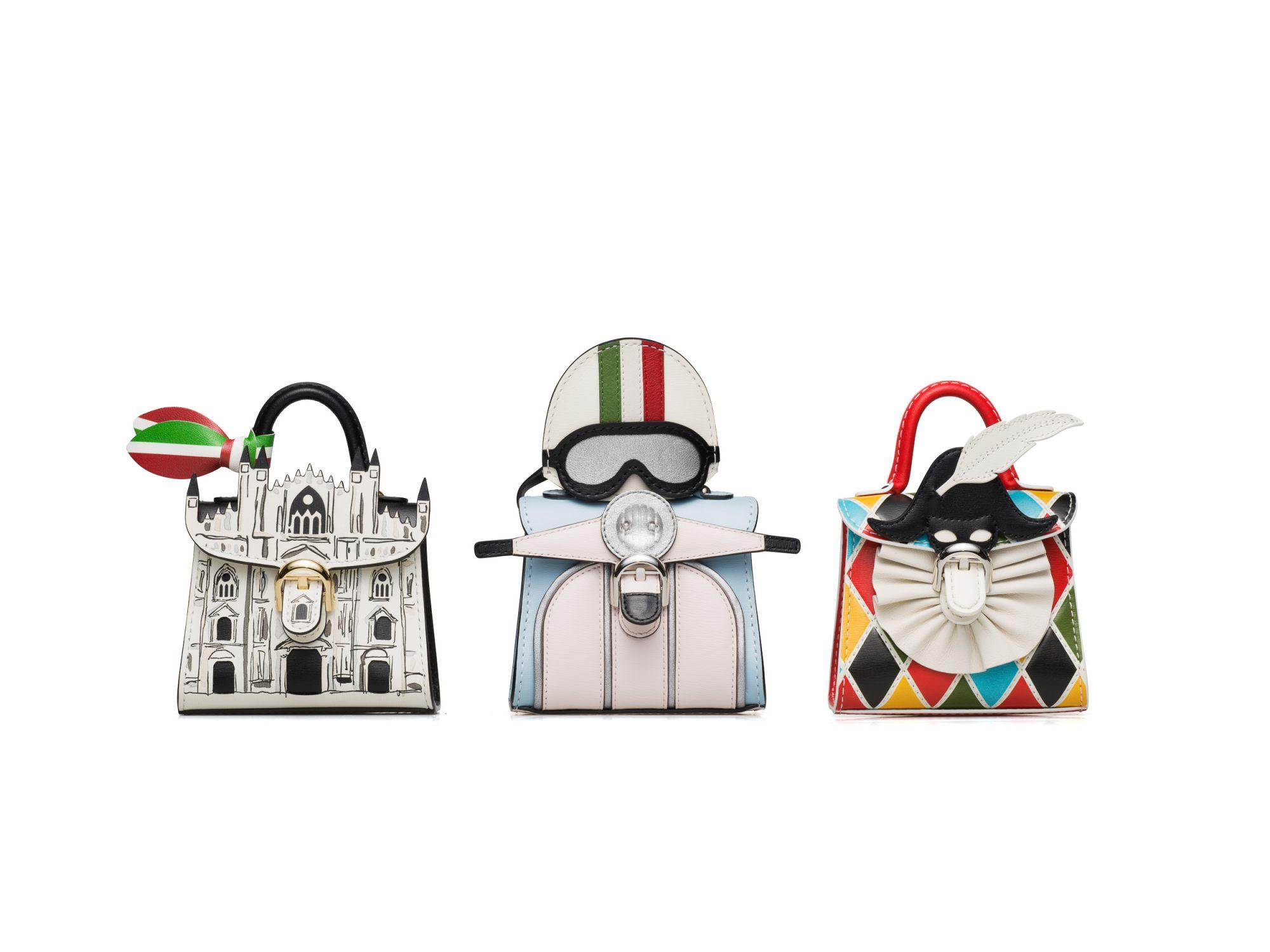 時尚圈瘋「迷你包」!但你的迷你包夠精緻嗎?蕾哈娜也瘋狂的百年比利時皇家御用品牌小包