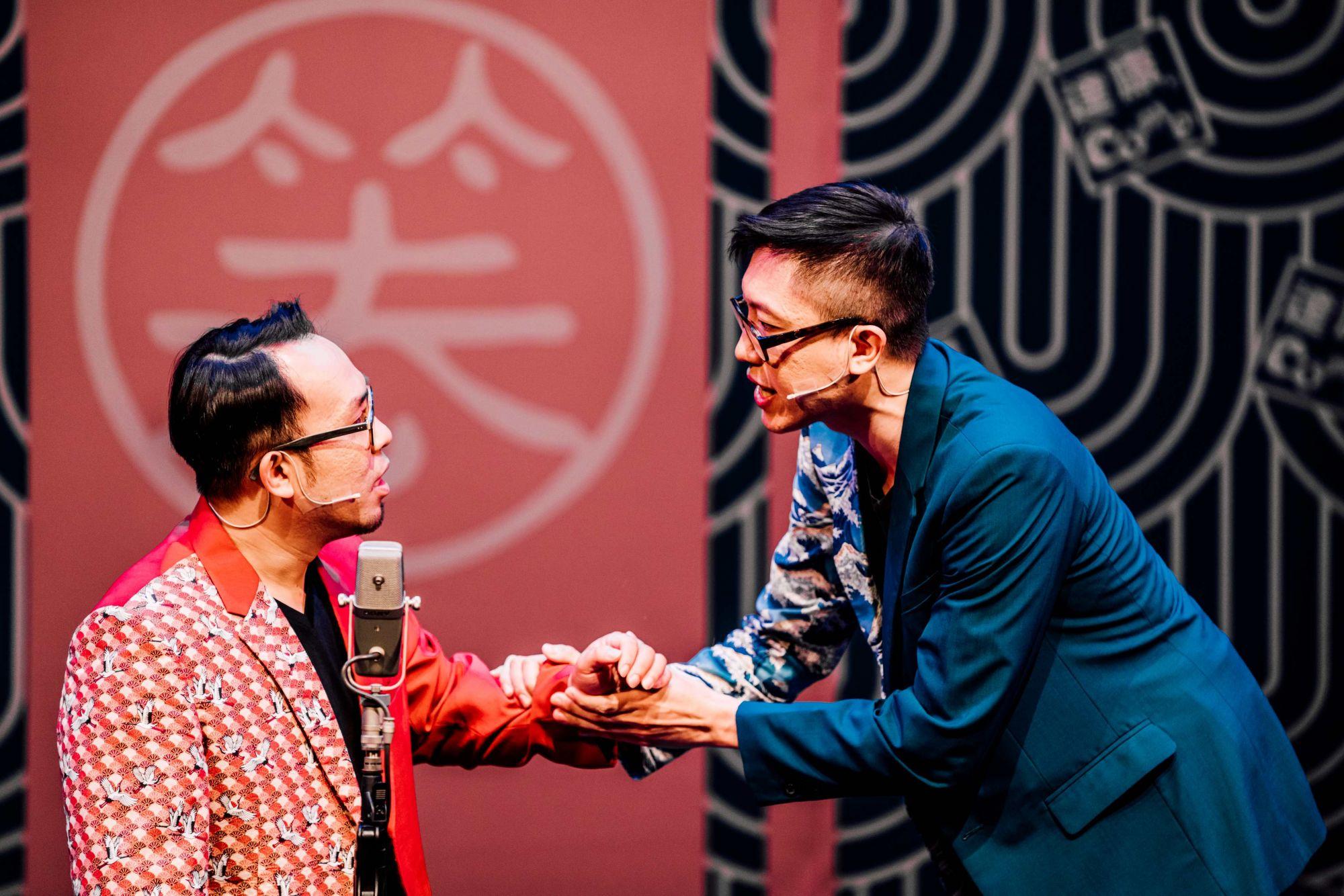 你需要「報復式的大笑」!藝文表演開紅盤,2020年歌劇院首檔節目《三口組》開賣10分鐘全數完售