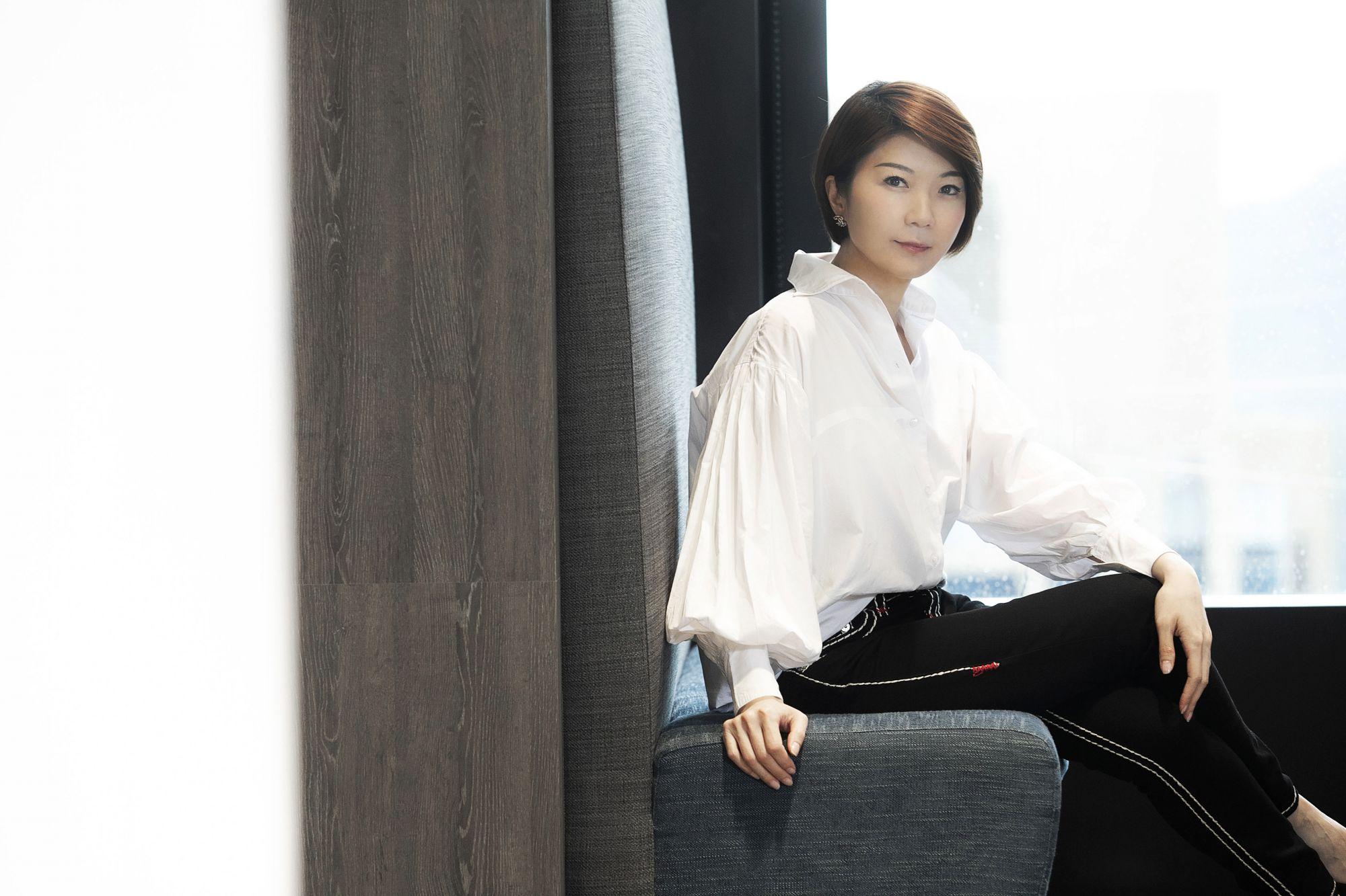 態度與企圖心決定人生與企業的高度!電通安吉斯集團台灣執行長唐心慧:「Aim Higher, Stay Ambitious!」魅力女性領導人的人生哲學大公開