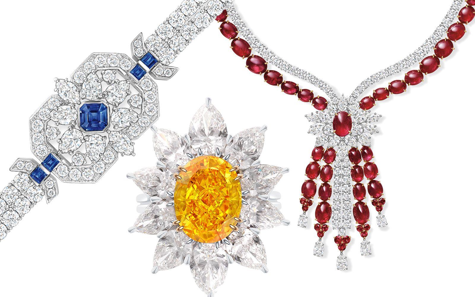 超越博物館的殿堂級珠寶就在台灣,總價超過15億的Be Jeweled by Harry Winston頂級珠寶鑑賞會,帶你走入鑽石之王的傳奇世界