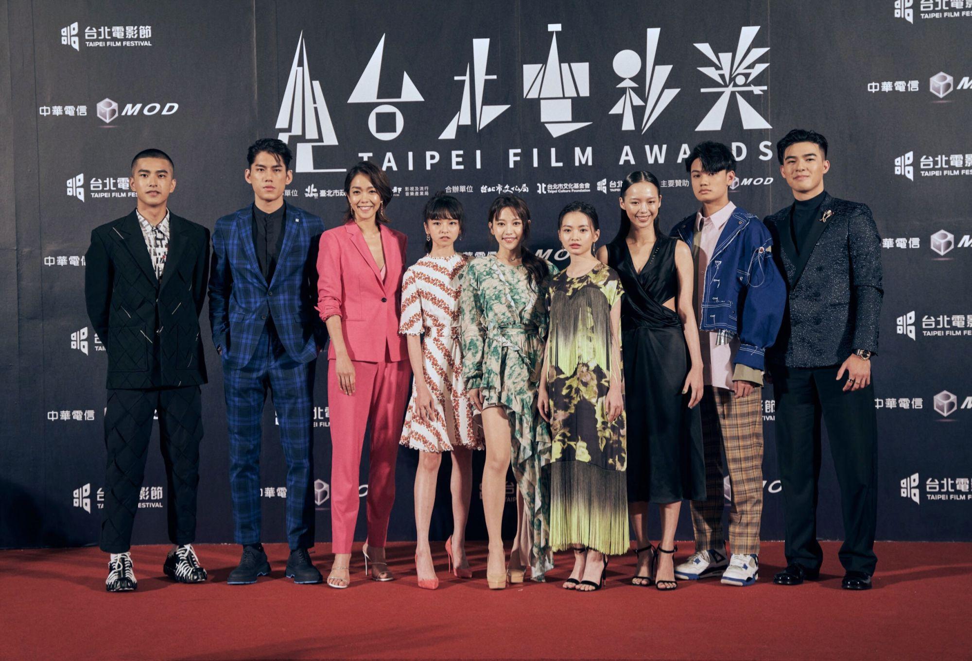 回顧台北電影節前3美:林志玲粉嫩飄逸、張鈞甯帥氣性感、林依晨展現女王氣勢