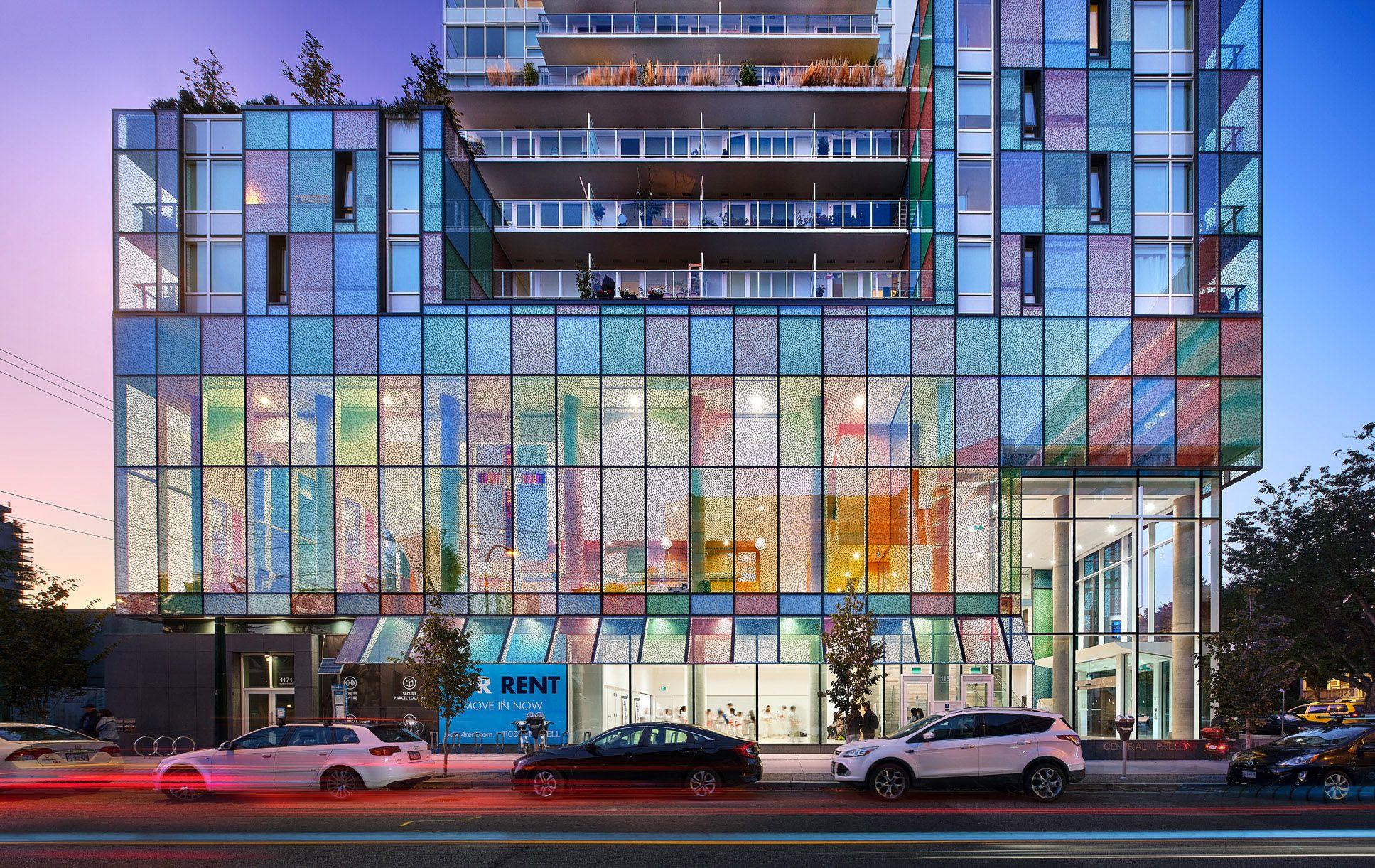 是教堂也是公共藝術,以RGB三原色創造神聖的心靈空間,林明弘公共藝術《RGB》入選Architizer A+ Awards建築大獎