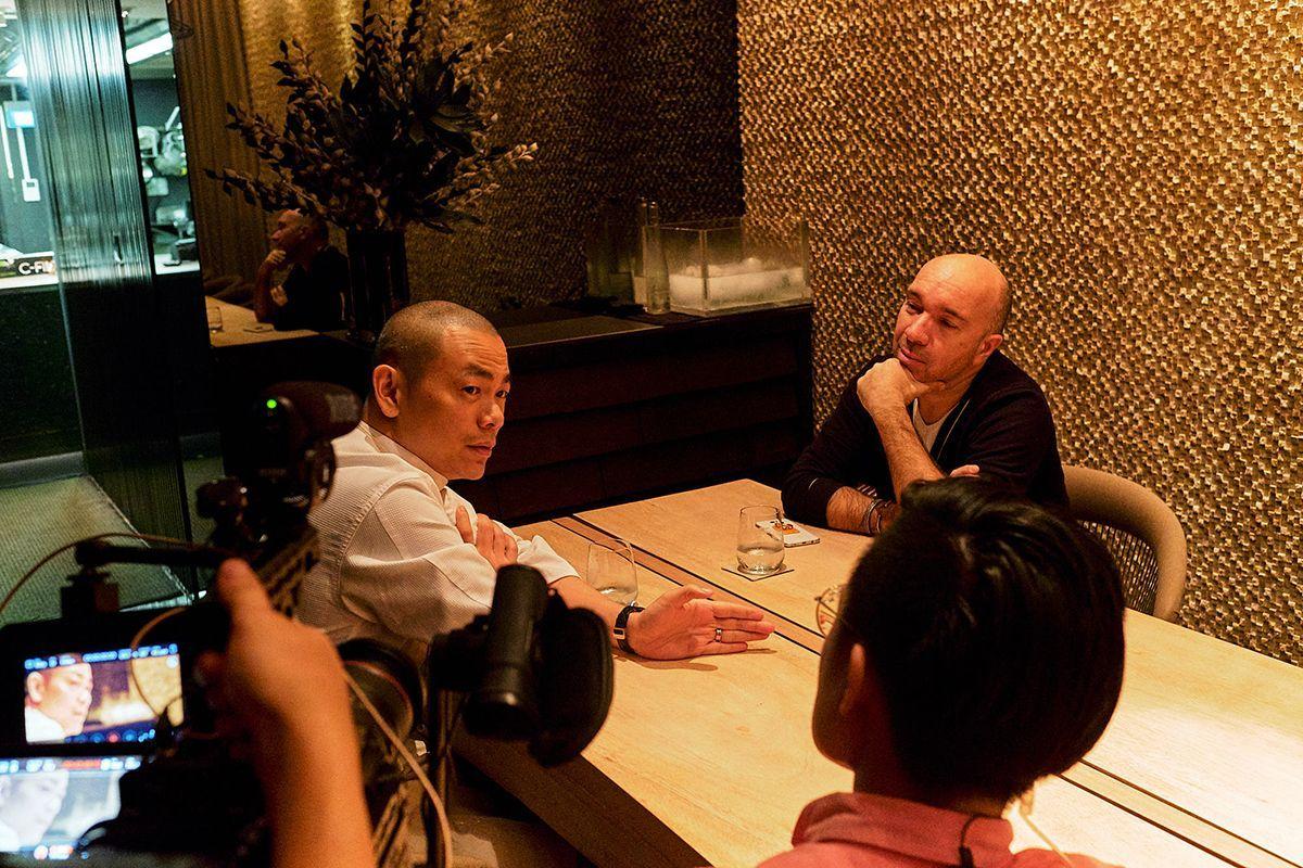 Tatler Sight:江振誠André Chiang個人紀錄片《初心》搶先看!成功者定義完美與成功的方式與一般人不一樣?