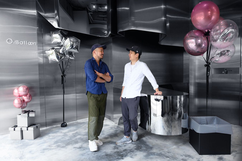 最漂浮感的藝術空間!O! Balloon首次攜手藝術家李霽,打造獨一無二的氣球概念店