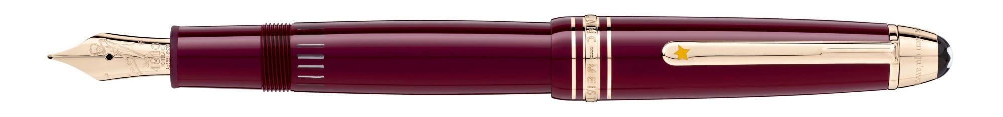 Montblanc鋼筆。