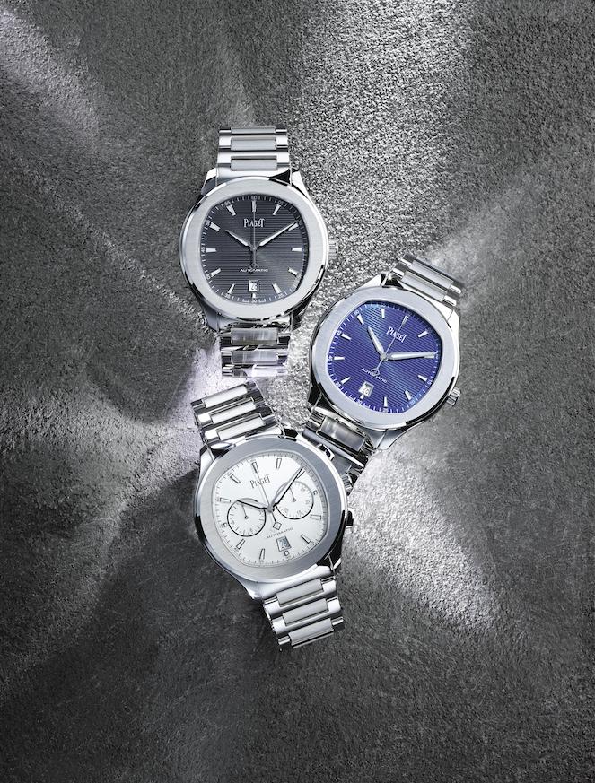 Piaget Polo系列腕錶。