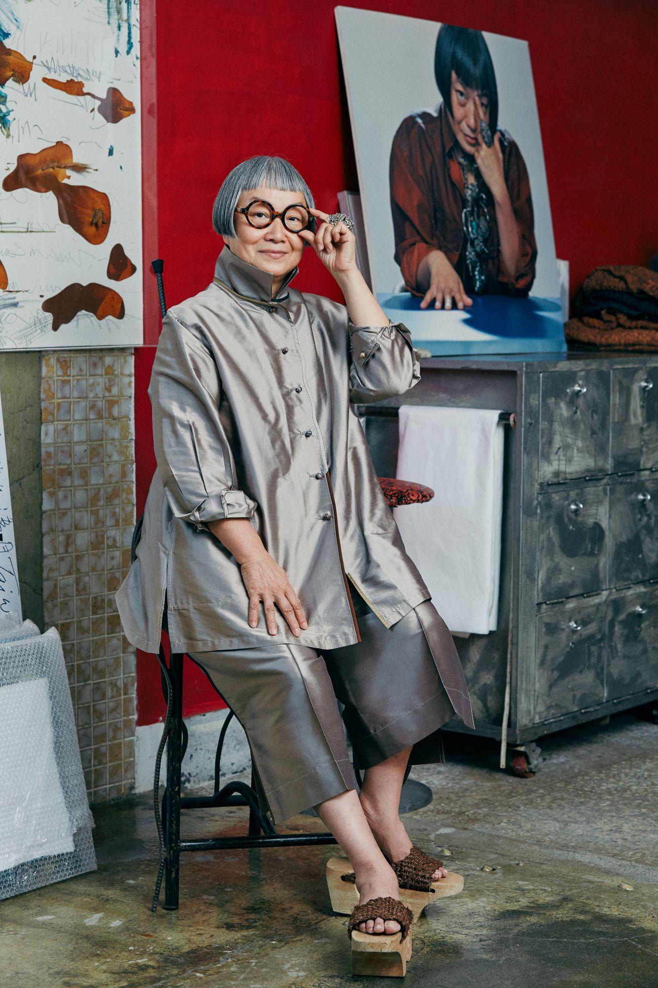 征服法國的台灣文化推手!設計師洪麗芬Sophie HONG從美好生活出發,實踐工藝與服裝的無限可能