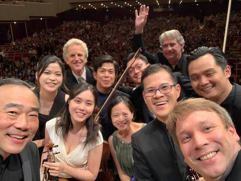 台灣人共同的驕傲與感動!台北大師星秀音樂節掌聲不斷,國際知名小提琴家林昭亮:「我要讓全世界的音樂同伴知道,置身於台灣的音樂人可以演出自如,是何等的幸福與驕傲!」