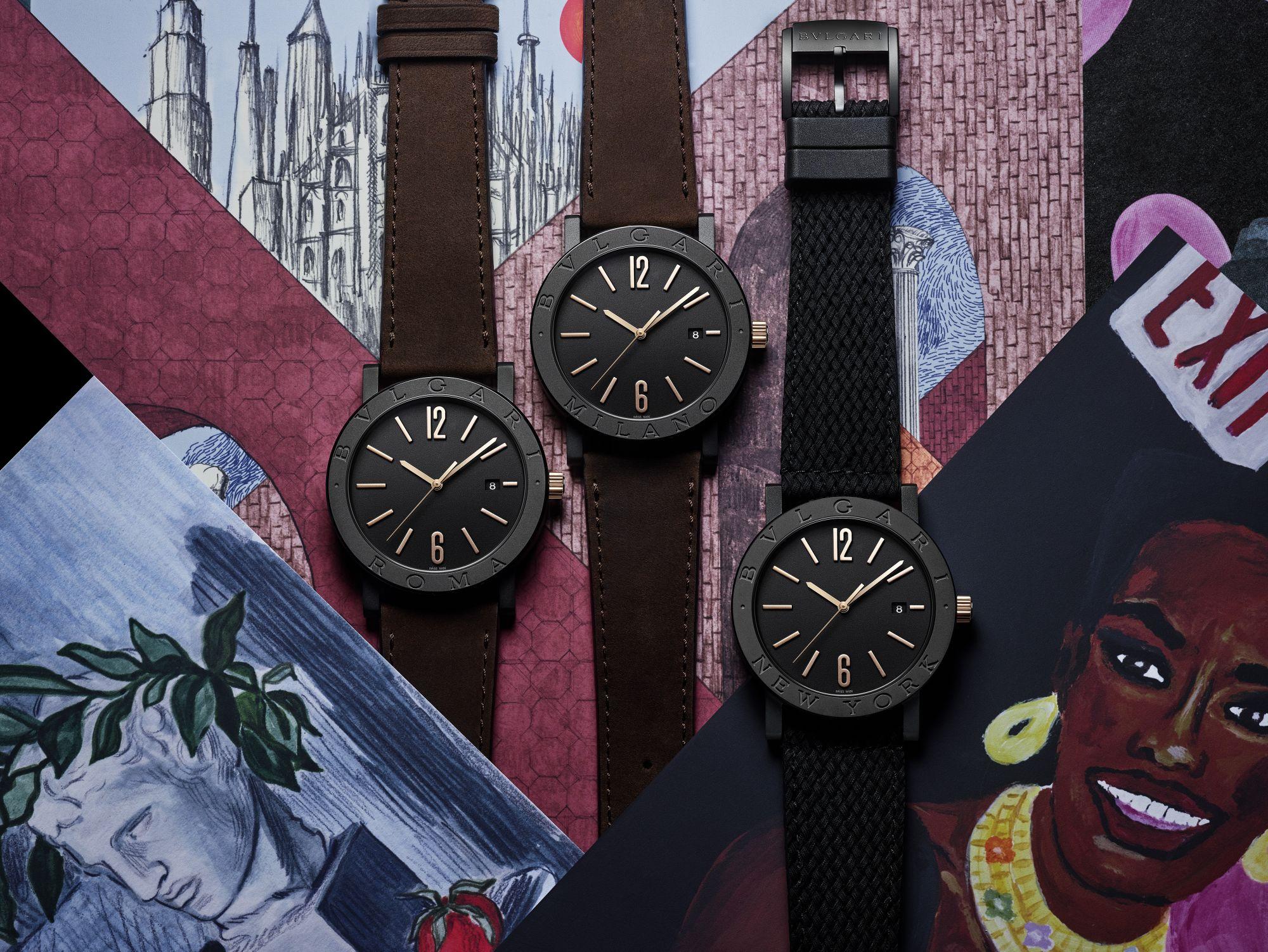 全新Bulgari Bulgari城市系列2020年特別版腕錶by Bulgari。