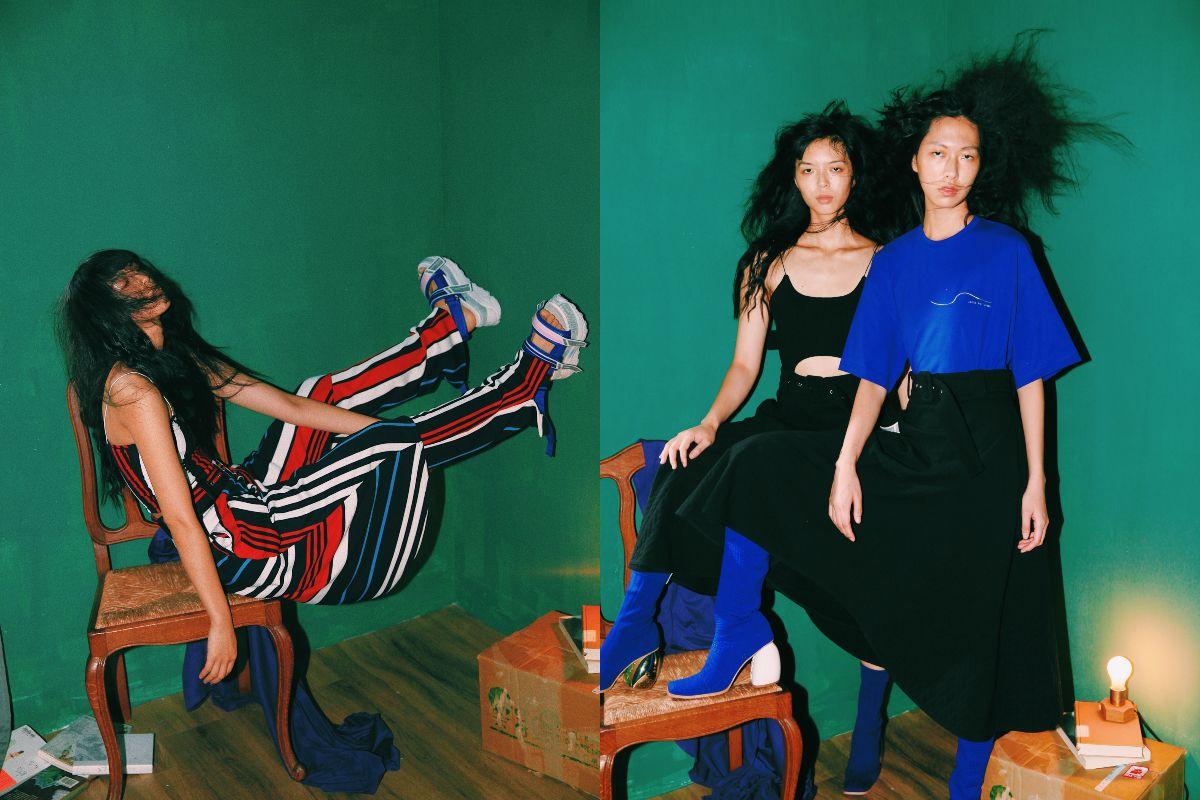 登曼波、曾衍翰助陣,台灣設計師黃薇Jamie Wei Huang 2021春夏系列挑戰首部數位作品