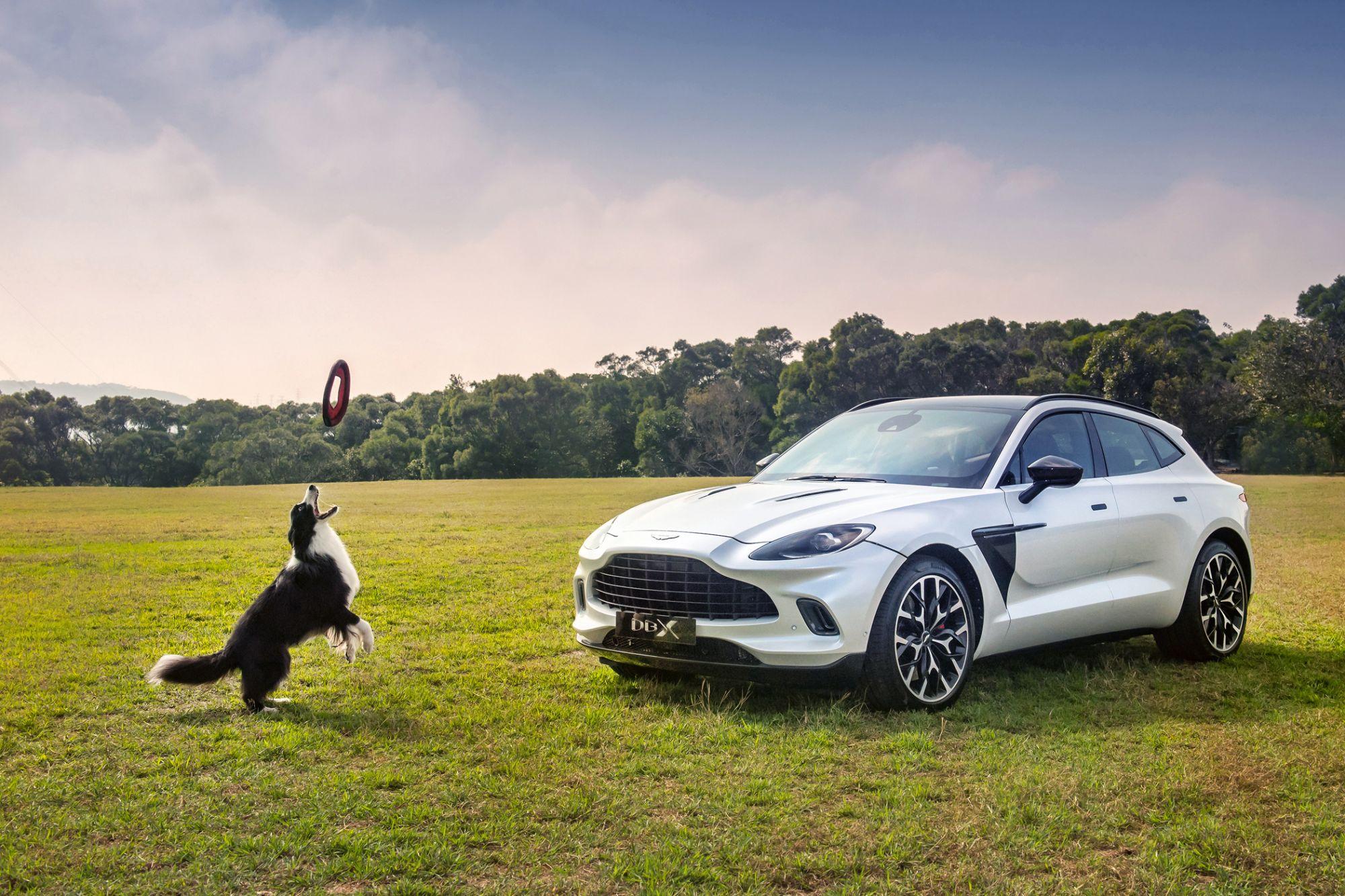 Aston Martin DBX 首批實車即將抵台,英倫風格生活套件同步登場,打造最完美的個人化生活