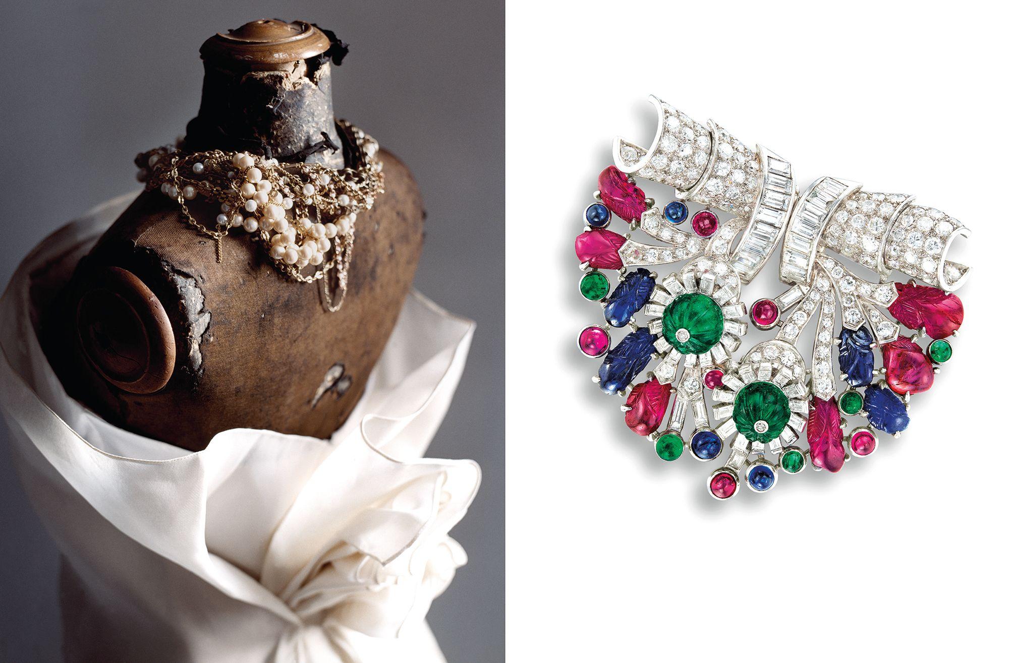 亞洲掀起古董珠寶收藏風潮!專家為你解析古董珠寶價格飆升的背後原因