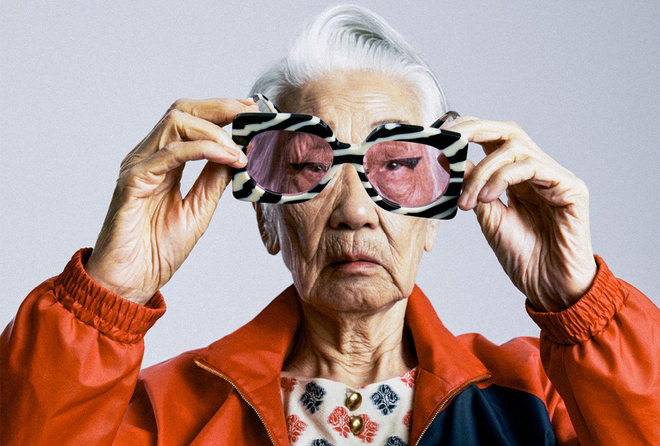 郝雲娟用藝術治療克服失智症!近百歲時尚阿嬤的精彩人生才正開始!