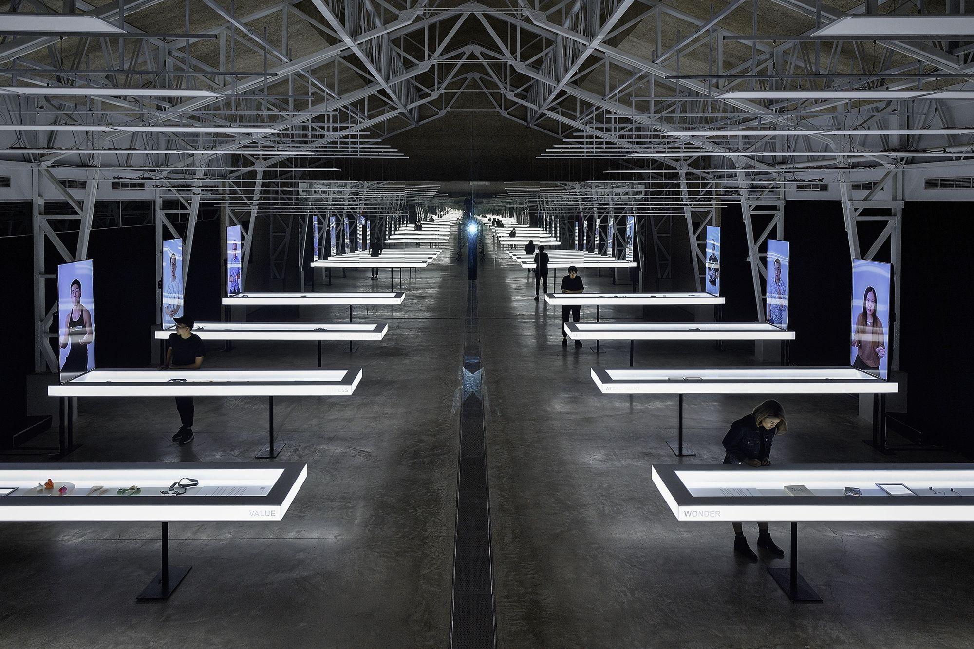 超連結-Hyper Link,Photo Credit: 台灣設計研究院,攝影師:汪德范。