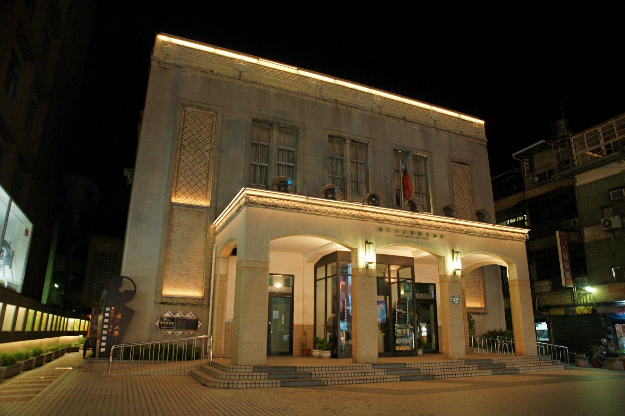 有樂電影院,Photo Credit: 鴻梅文創志業。