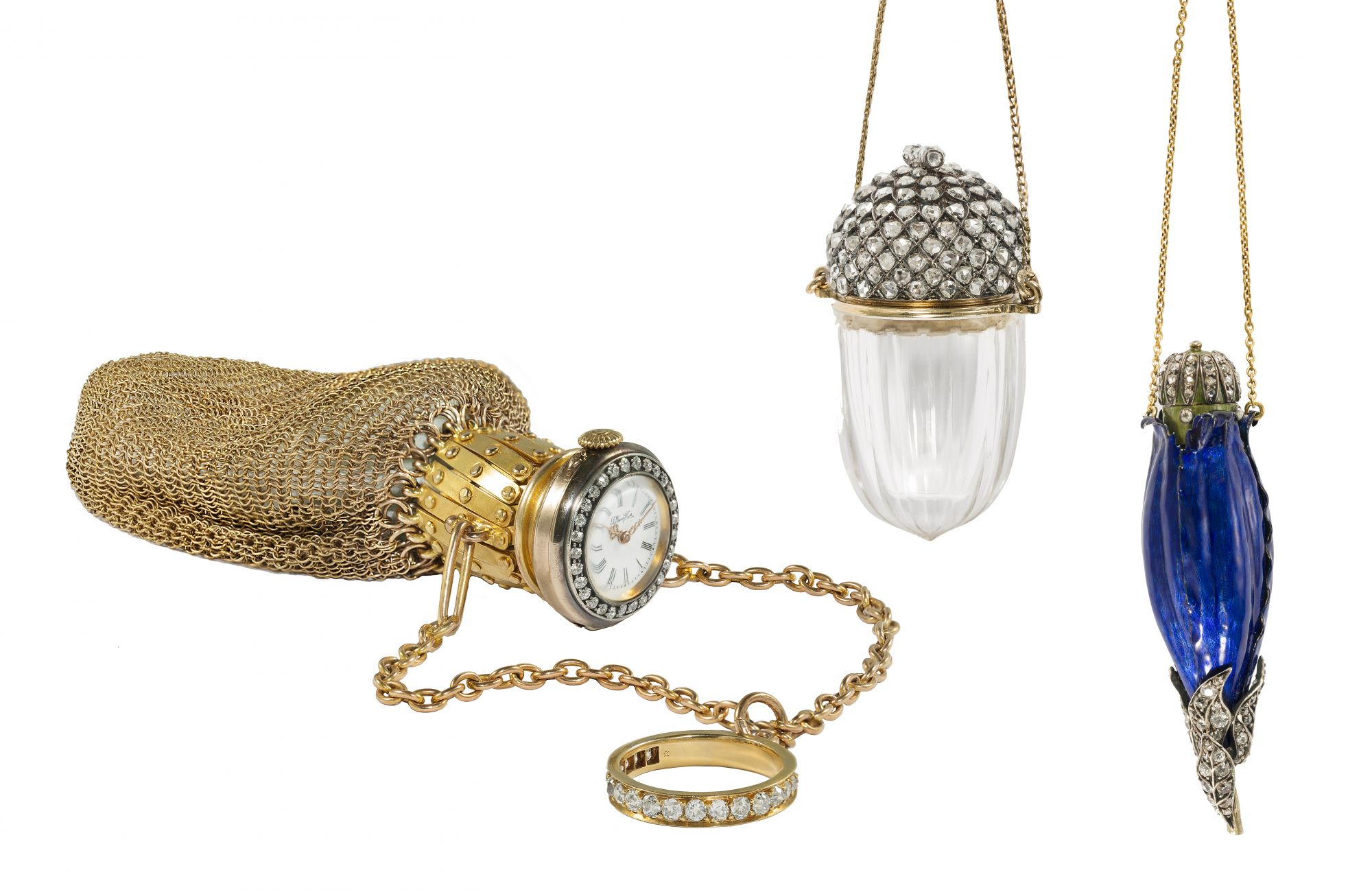 Tatler Treasures:超乎想像的珠寶訂單!鳥籠、冰桶還有鑽石梳子⋯⋯名流富豪的珠寶收藏大揭秘