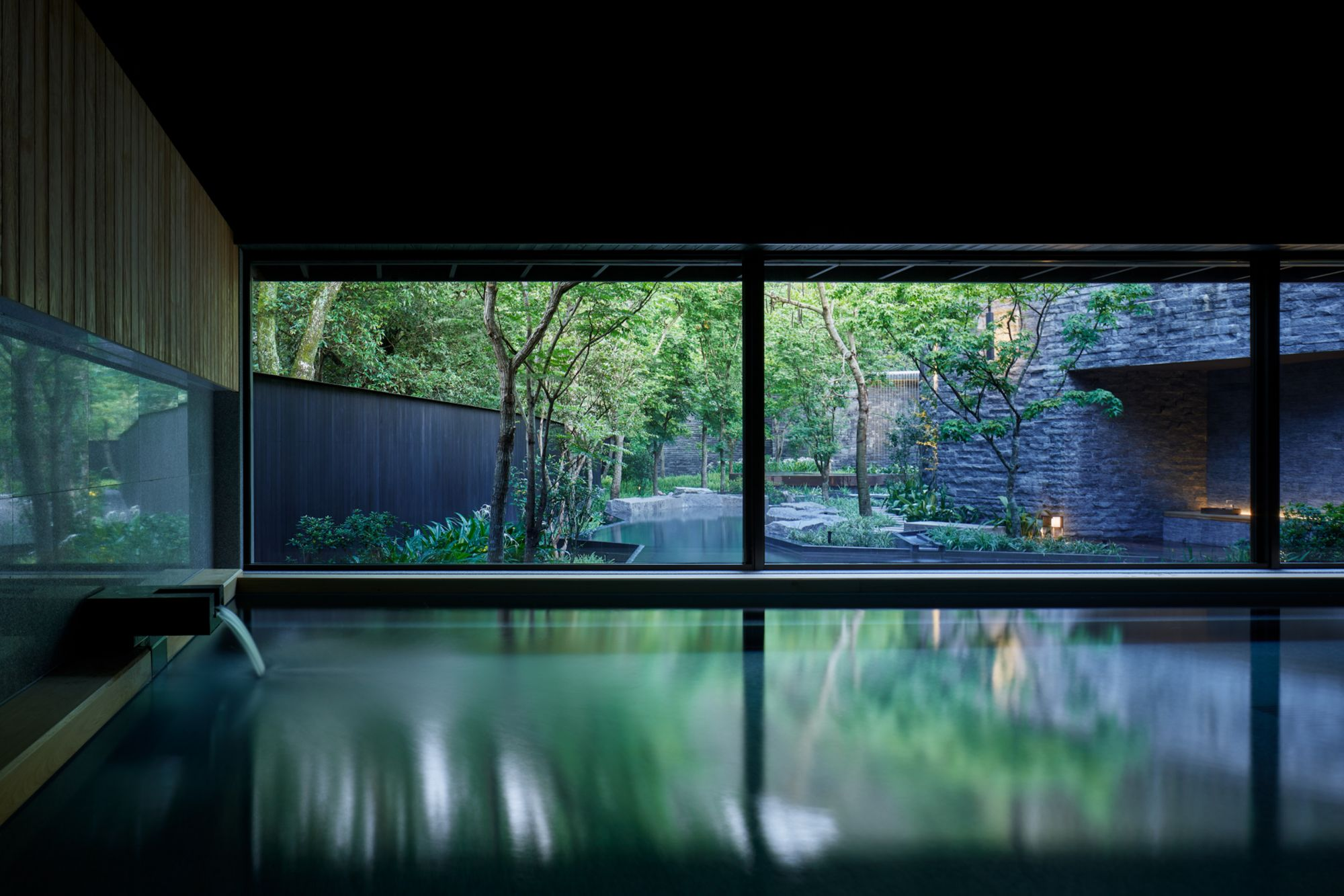 溫泉大浴場。