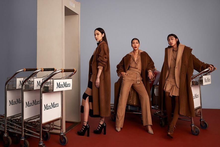 不管時尚潮流怎麼變,Max Mara 經典大衣永遠讓妳穿出自己的千變萬化!
