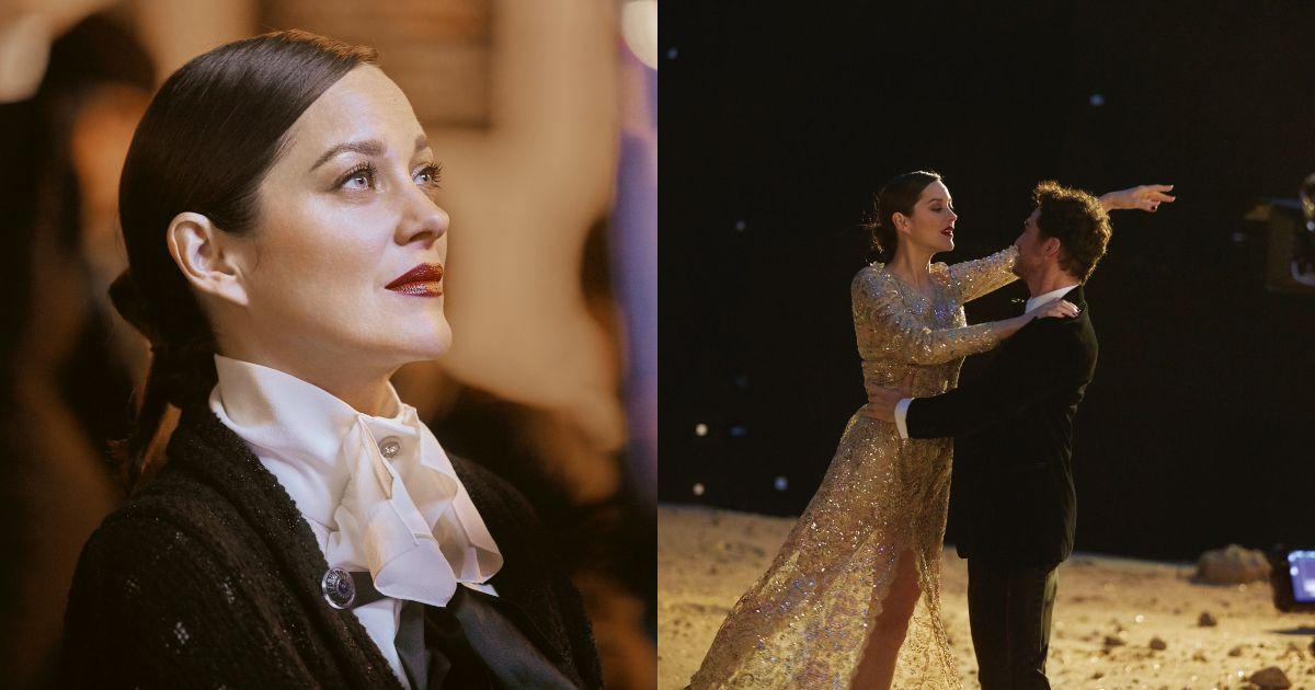 香奈兒Chanel N°5香水全新形象影片曝光!幕後專訪瑪莉詠‧柯蒂亞的法式迷人魅力