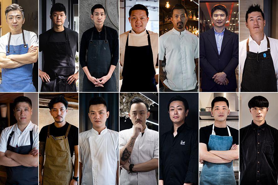 OFF MENU TAIWAN 2020 以傳承台灣在地文化為主題,給你星級主廚的私房菜單!
