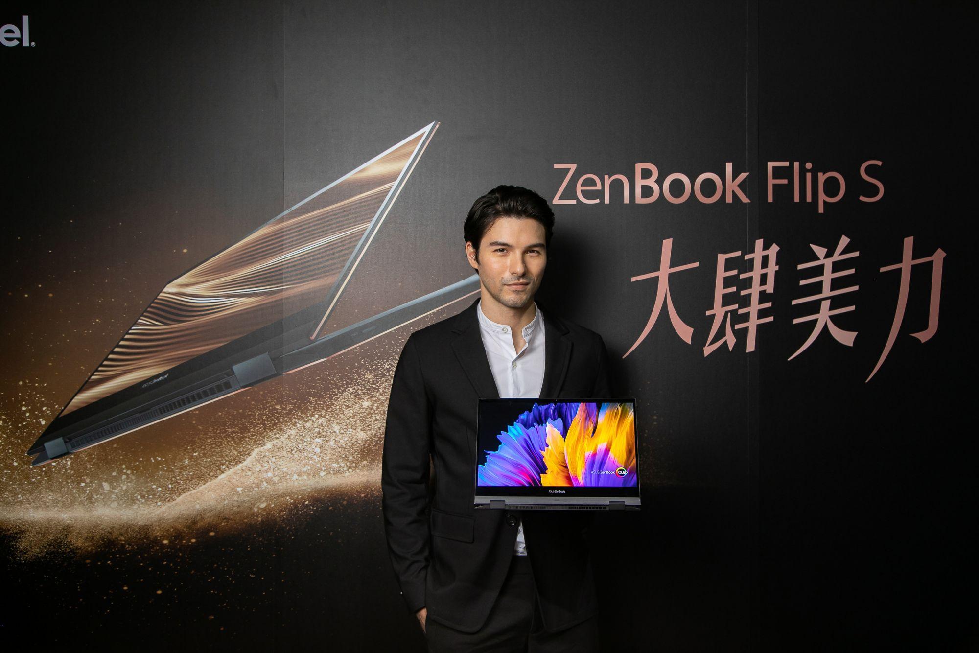 擁有演員、音樂創作者及表演工作室創辦人等多重身分的鳳小岳擔任ZenBook產品大使,分享ZenBook使用體驗。