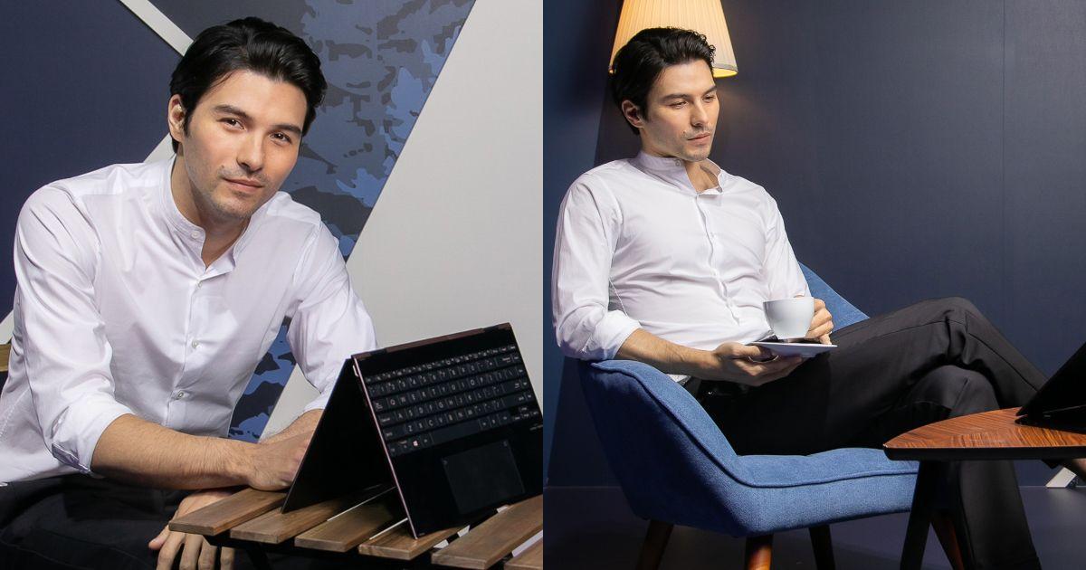 斜槓時代如何切換工作與生活?華碩 ZenBook產品大使鳳小岳的翻轉人生