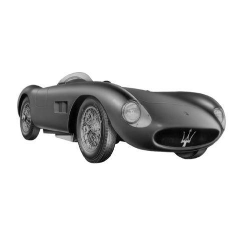以賽道基因加冕未來,Maserati紀念賽車Tipo 300S問鼎委內瑞拉大獎賽65周年