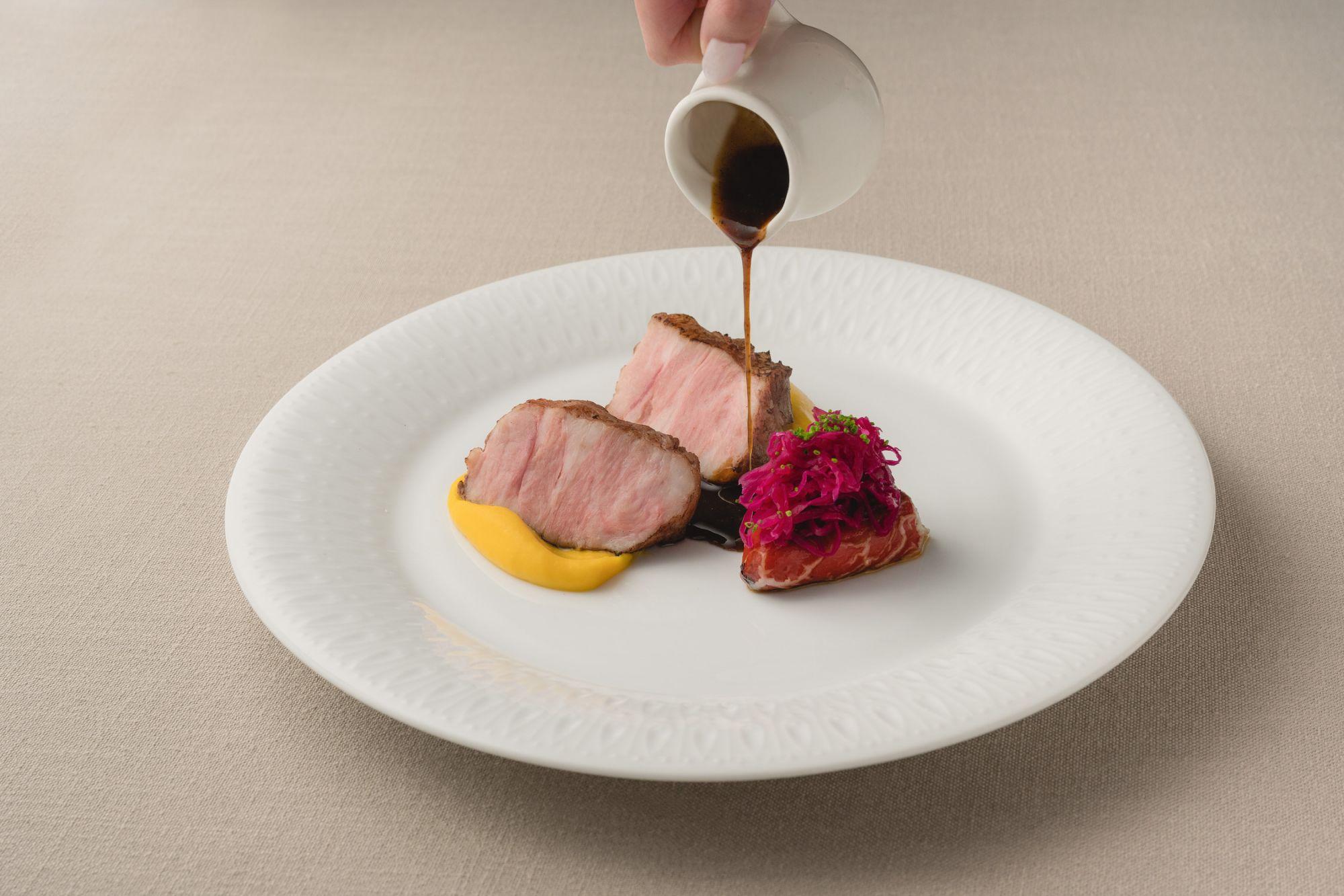 普羅旺斯燉菜、鴨肉捲、肝醬:米其林餐盤「Chou Chou 法式餐廳」的秋季新菜