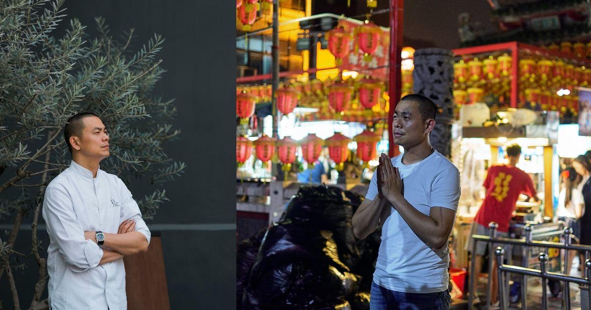 台灣之光江振誠加入Netflix星級廚師殿堂!獨家揭露驚人食譜與私房片單