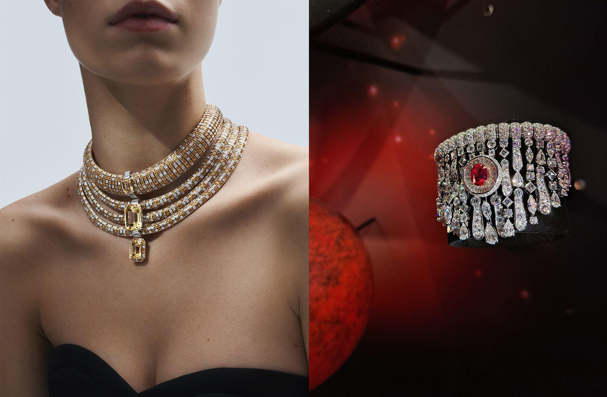 路易威登Louis Vuitton珠寶藝術總監Francesca Amfitheatrof 打造Stellar Times系列的幕後奇幻故事