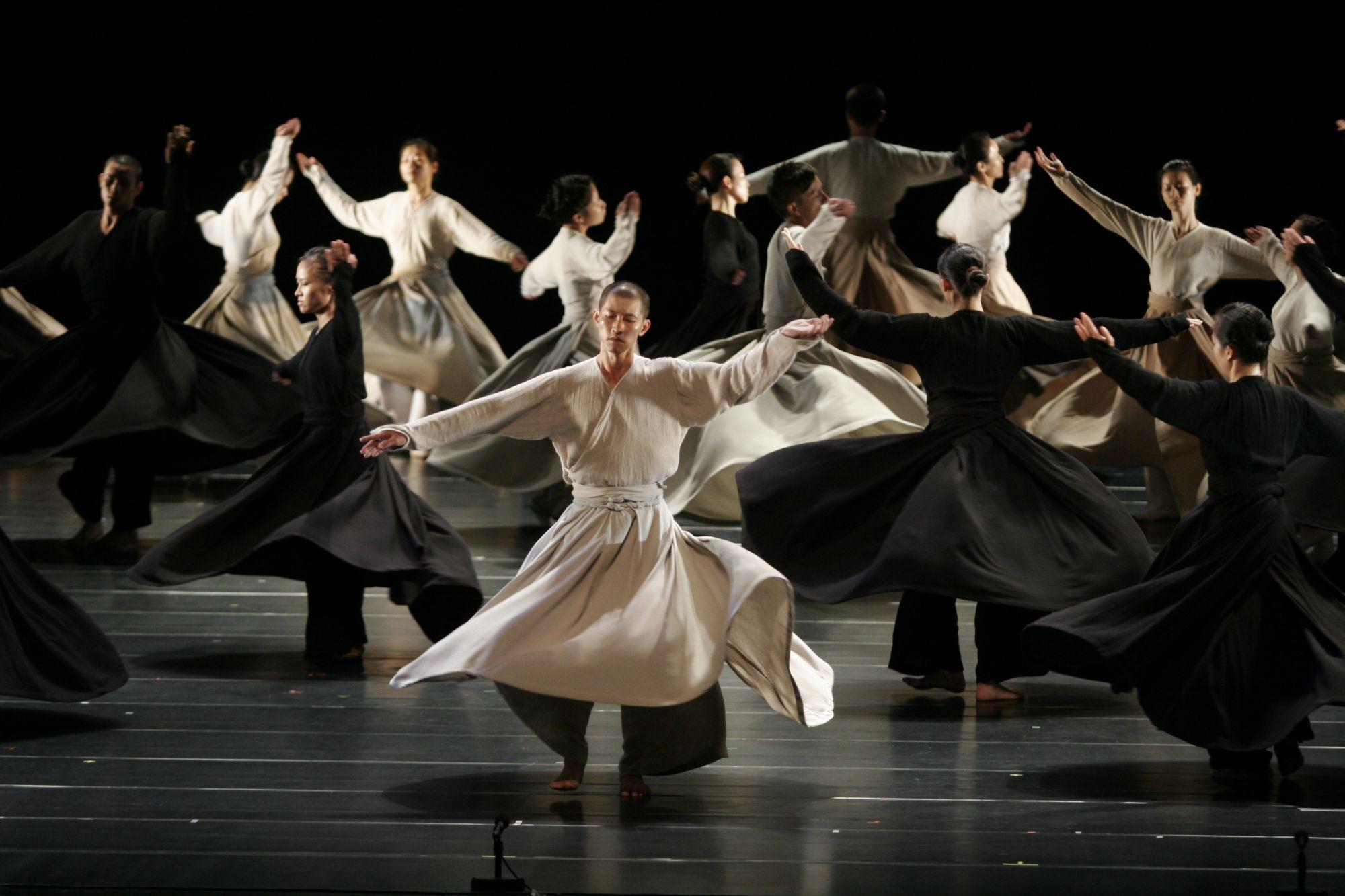優人神鼓《與你共舞》:以鼓、以舞、以詩樂踏上壯闊的生命之旅