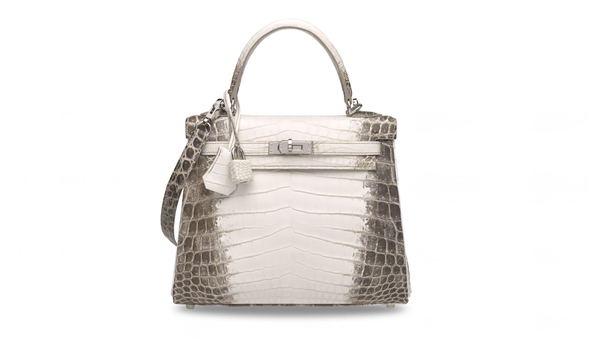 全世界最貴的包!? 1260萬愛馬仕喜馬拉雅凱莉包打破世界拍賣紀錄