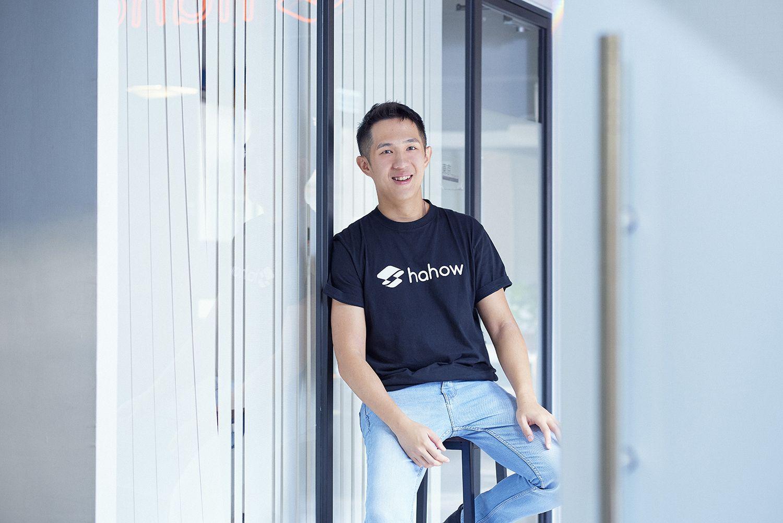 線上教育平台Hahow好學校共同創辦人江前緯  從自身學習經驗出發,希望讓跨領域學習不再是難題