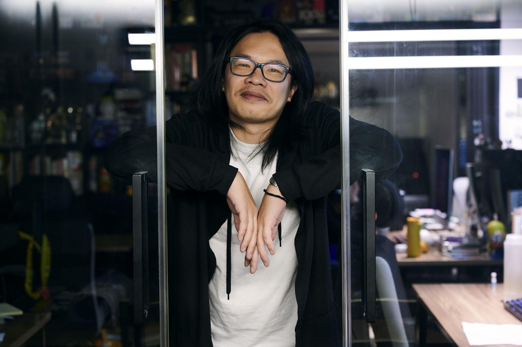 有機像素Hi-Organic創辦人蘇柏維,用奇幻、暗黑影像帶領台灣踏上國際舞台