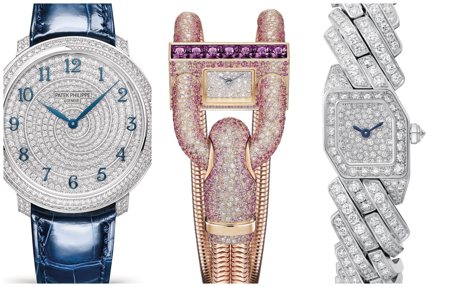 聖誕節即將到來,編輯推薦5款珠寶腕錶陪妳閃耀佳節時刻
