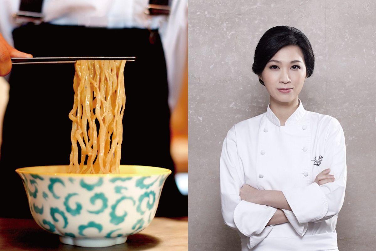 名廚陳嵐舒的菜,在台北就吃得到!旗下牛肉麵餐廳 GUBAMI 快閃晶華酒店!