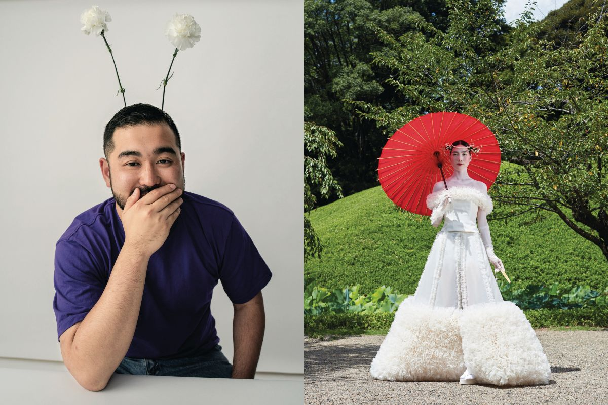 爆紅日本設計師小泉智貴,首場大秀何以得到 Marc Jacobs、Bella Hadid、Pat McGrath 明星陣容撐腰?