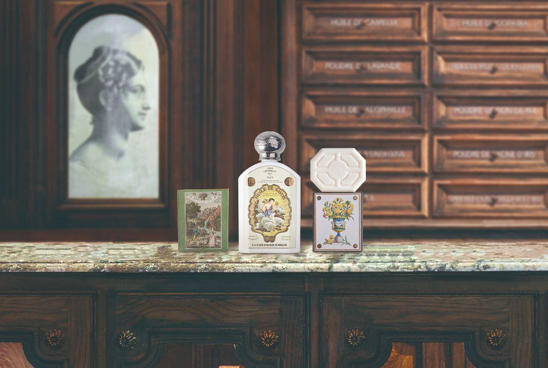 Buly 1803 聖誕限量香氛禮盒:身體潔淨組合