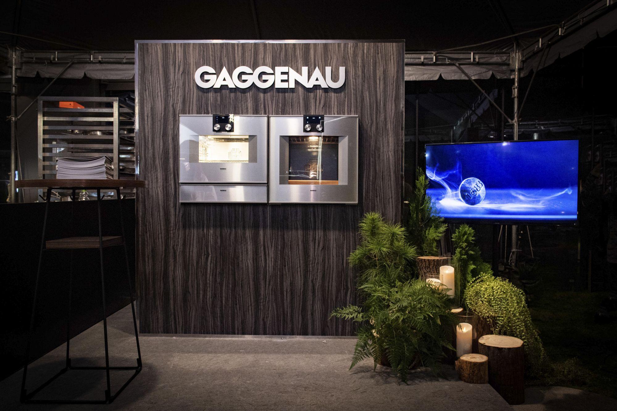 廚師心中的夢幻逸品!Off Menu Taiwan 展示百年經典—來自德國的精品廚電 Gaggenau