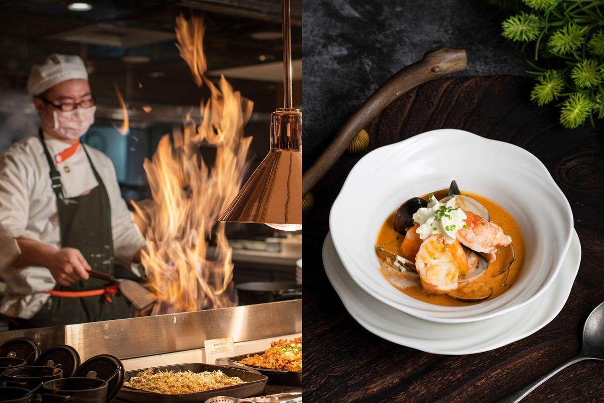 全台首個引進鼎泰豐的自助餐廳!遠東 Café 斥資 8 千萬全面升級