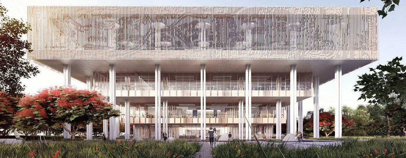 台南市立圖書館新總館本週開館 編輯帶路3大亮點搶先看!