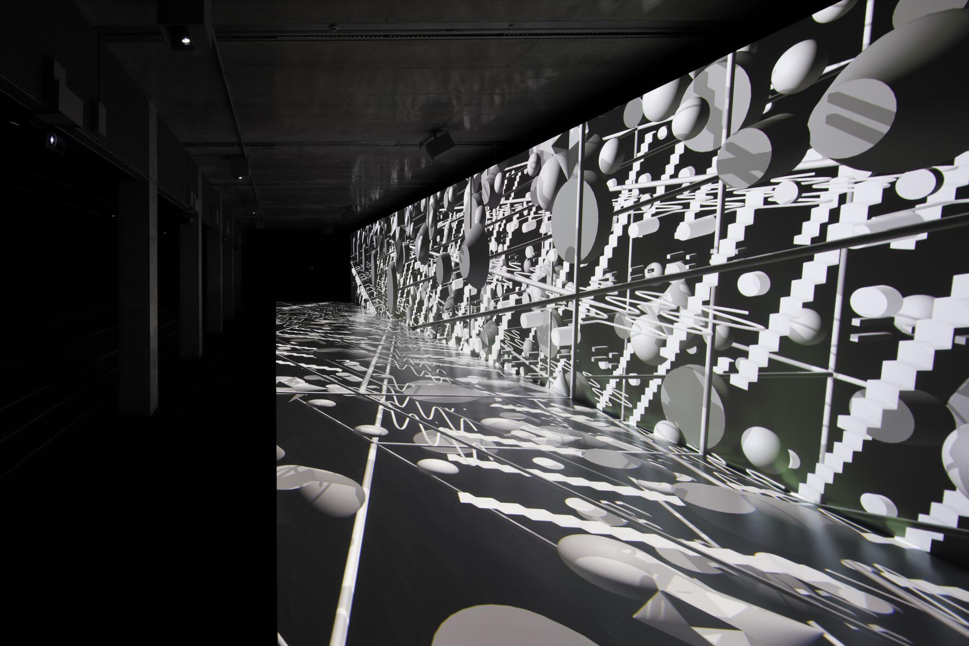 25公尺寬巨幅投影 「聲音的建築展」終於來了!由日本互動設計大師與澀谷系音樂人聯手操刀 帶來前所未有的沉浸式體驗