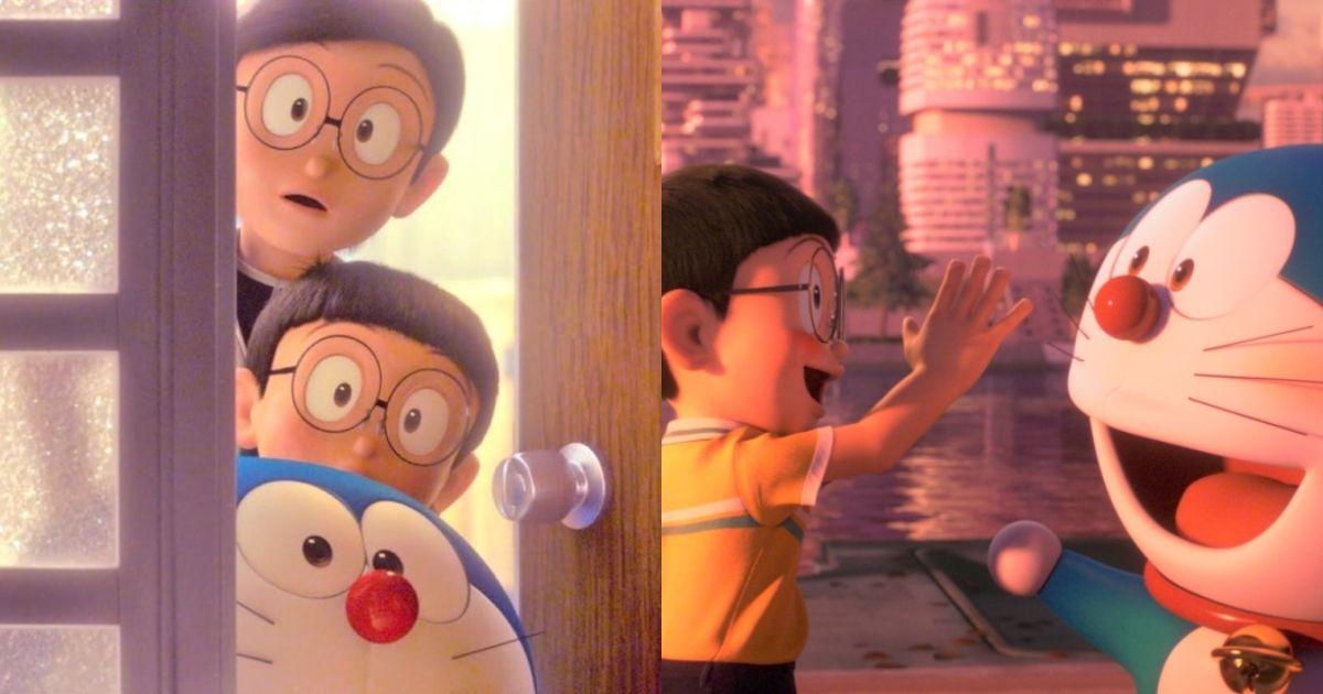哆啦A夢電影費時1年打造3D角色,農曆春節必看的童年回憶