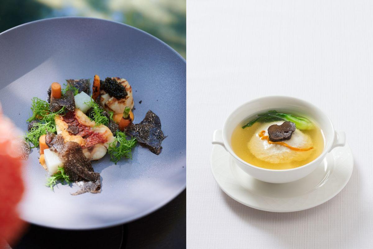 和魚子醬、鵝肝並列世界三大珍饈!和大廚聊聊松露的魅力