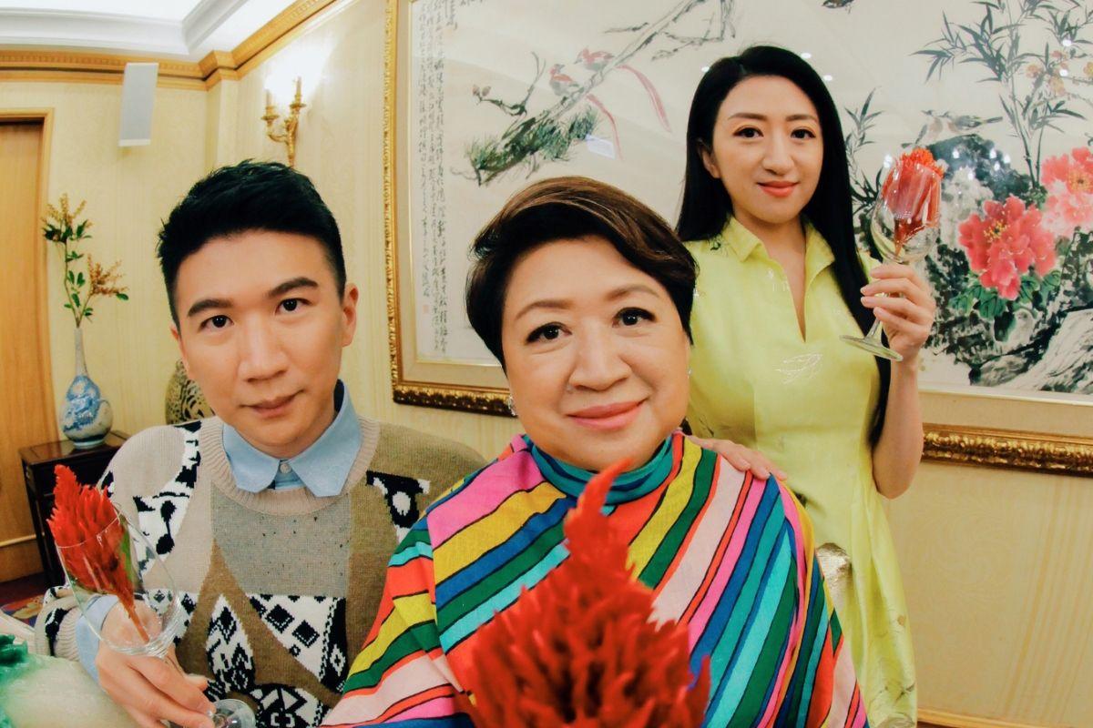 2月號封面人物大三元 邱靜惠、吳東璿、吳珮菁:堅守50年的台北幸福人情味