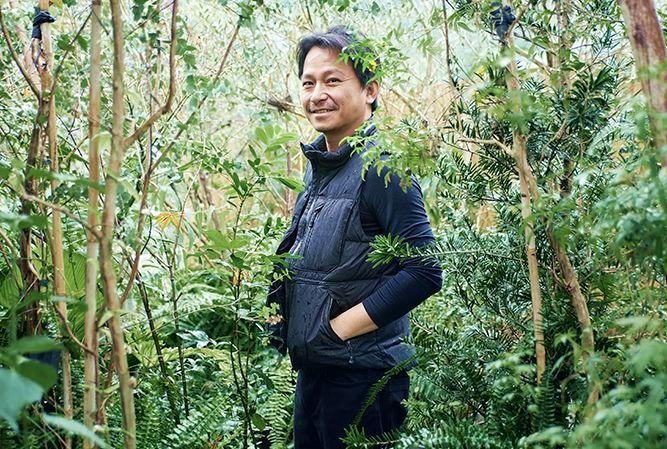 嘉義市立美術館、空總C-LAB都市美學公園景觀設計師吳書原,用一座居家森林圓滿對於大自然的渴望