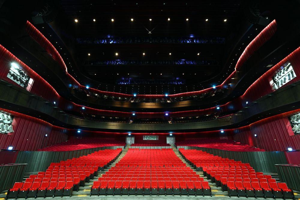 歌劇院。(圖片提供∕衛武營國家藝術文化中心)