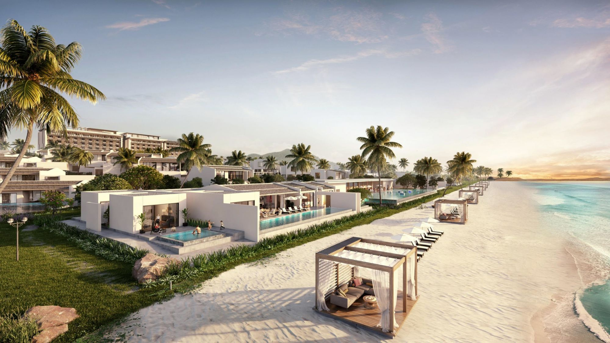 越南「最美海灘」奢華旅宿加一!「富國島麗晶酒店」2021年夏季全新開幕